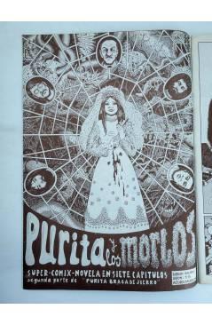 Muestra 1 de REVISTA STAR 25. COMIX Y PRENSA MARGINAL (Vvaa) Producciones Editoriales 1974