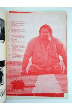Contracubierta de REVISTA STAR 26. COMIX Y PRENSA MARGINAL (Vvaa) Producciones Editoriales 1974