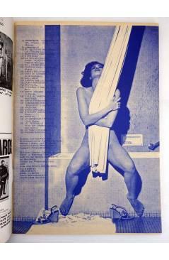 Contracubierta de REVISTA STAR 27. COMIX Y PRENSA MARGINAL (Vvaa) Producciones Editoriales 1974