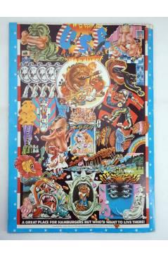 Muestra 2 de REVISTA STAR 30. COMIX Y PRENSA MARGINAL (Vvaa) Producciones Editoriales 1974