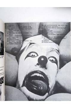 Muestra 3 de REVISTA STAR 30. COMIX Y PRENSA MARGINAL (Vvaa) Producciones Editoriales 1974