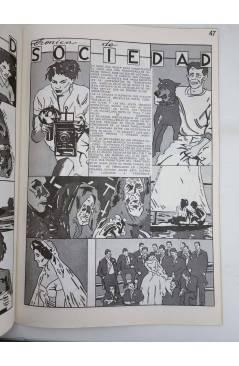 Muestra 2 de REVISTA STAR 31. COMIX Y PRENSA MARGINAL (Vvaa) Producciones Editoriales 1974