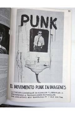 Muestra 3 de REVISTA STAR 31. COMIX Y PRENSA MARGINAL (Vvaa) Producciones Editoriales 1974