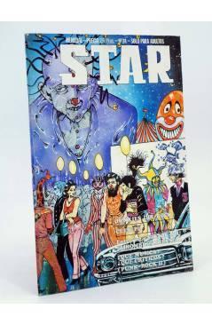 Cubierta de REVISTA STAR 34. COMIX Y PRENSA MARGINAL (Vvaa) Producciones Editoriales 1974