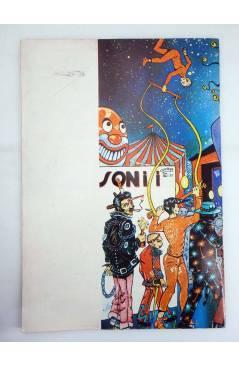 Muestra 4 de REVISTA STAR 34. COMIX Y PRENSA MARGINAL (Vvaa) Producciones Editoriales 1974