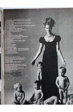Contracubierta de REVISTA STAR 35. COMIX Y PRENSA MARGINAL (Vvaa) Producciones Editoriales 1974