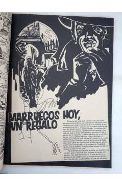 Muestra 2 de REVISTA STAR 36. COMIX Y PRENSA MARGINAL (Vvaa) Producciones Editoriales 1974