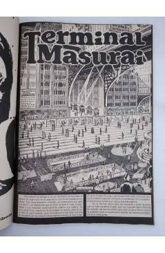 Muestra 2 de REVISTA STAR 40. COMIX Y PRENSA MARGINAL (Vvaa) Producciones Editoriales 1974