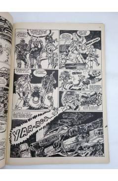 Muestra 3 de REVISTA STAR 45. COMIX Y PRENSA MARGINAL (Vvaa) Producciones Editoriales 1974