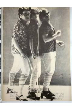 Contracubierta de REVISTA STAR 47. COMIX Y PRENSA MARGINAL (Vvaa) Producciones Editoriales 1974