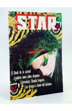 Cubierta de REVISTA STAR 48. COMIX Y PRENSA MARGINAL (Vvaa) Producciones Editoriales 1974