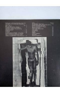 Contracubierta de REVISTA STAR 48. COMIX Y PRENSA MARGINAL (Vvaa) Producciones Editoriales 1974