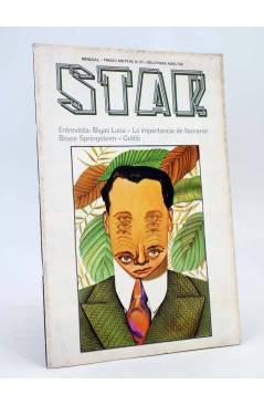 Cubierta de REVISTA STAR 51. COMIX Y PRENSA MARGINAL (Vvaa) Producciones Editoriales 1974
