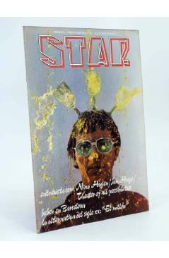 Cubierta de REVISTA STAR 52. COMIX Y PRENSA MARGINAL (Vvaa) Producciones Editoriales 1974