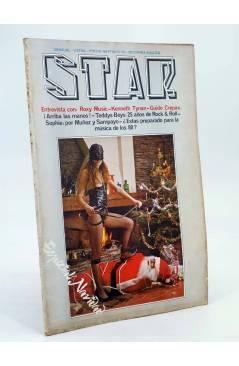 Cubierta de REVISTA STAR 53. COMIX Y PRENSA MARGINAL (Vvaa) Producciones Editoriales 1974