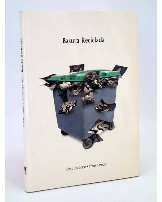 Cubierta de BASURA RECICLADA. FAM DE FEM CART TURIA (Casto Escópico / Frank Lasecca) Trashumantes 2002