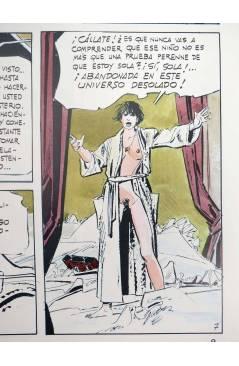 Muestra 6 de LA SUPERVIVIENTE 1 Y 2 (Paul Guillon) Toutain editor 1990