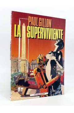 Muestra 7 de LA SUPERVIVIENTE 1 Y 2 (Paul Guillon) Toutain editor 1990