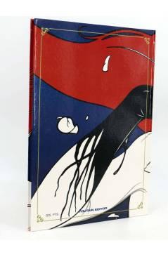 Contracubierta de SEXPERIENCIAS 2. GINGER (Gligorov) Toutain editor 1989