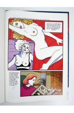 Muestra 4 de SEXPERIENCIAS 2. GINGER (Gligorov) Toutain editor 1989