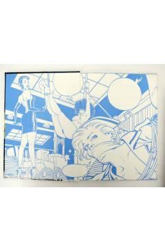 Muestra 3 de SEXPERIENCIAS 3. LA BIONDA DOBLE GOLPE (Saudelli) Toutain editor 1990