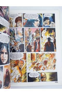 Muestra 1 de EN EL NOMBRE DEL DIABLO (Esteban Maroto) Toutain editor 1991