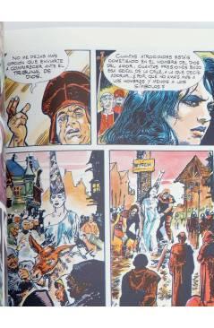 Muestra 2 de EN EL NOMBRE DEL DIABLO (Esteban Maroto) Toutain editor 1991