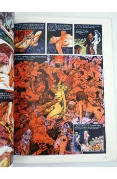 Muestra 3 de EN EL NOMBRE DEL DIABLO (Esteban Maroto) Toutain editor 1991