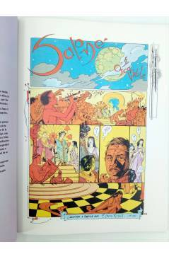 Muestra 6 de OPERA. PARSIFAL SALOMÉ MAHLER PELLEAS & MÉLISANDE (P. Craig Russell) Toutain editor 1990