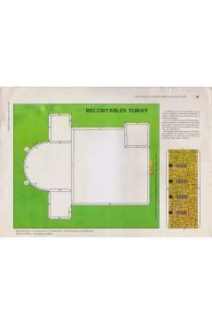 Muestra 3 de RECORTABLES TORAY GRUPO 26 SANTUARIO DE NTRA SEÑORA DE MONTGARRI. 4 HOJAS (No Acreditado) Toray 1969