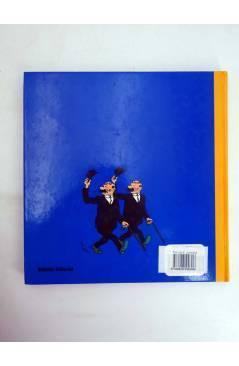 Contracubierta de TINTIN AGENDA 1996 HERGÉ. Libro de tapa dura (Hergé) Norma 1996