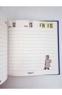 Muestra 1 de TINTIN AGENDA 1996 HERGÉ. Libro de tapa dura (Hergé) Norma 1996