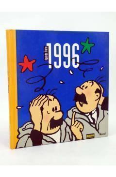 Contracubierta de LOTE DE CINCO AGENDAS DE TINTÍN DIFERENTES (Hergé) Norma 1996