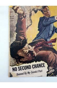 Muestra 1 de CRIME CLINIC 5. VG- (Vvaa) Ziff Davis 1951