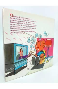 Contracubierta de KYRIE NUEVO EUROPEO TOMO 3 III (Miguel Ángel Martin Mrtn) La Factoría de Ideas 1996