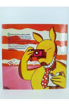 Contracubierta de KYRIE NUEVO EUROPEO TOMO 7 VII (Miguel Ángel Martin Mrtn) La Factoría de Ideas 1996