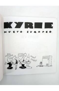 Muestra 1 de KYRIE NUEVO EUROPEO TOMO 8 VIII (Miguel Ángel Martin Mrtn) La Factoría de Ideas 1996