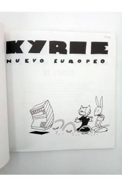 Muestra 1 de KYRIE NUEVO EUROPEO TOMO 9 IX (Miguel Ángel Martin Mrtn) La Factoría de Ideas 1996