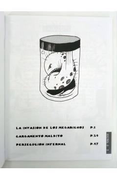 Muestra 1 de KEIBOL BLACK (Miguel Ángel Martin Mrtn) La Factoría de Ideas 2003