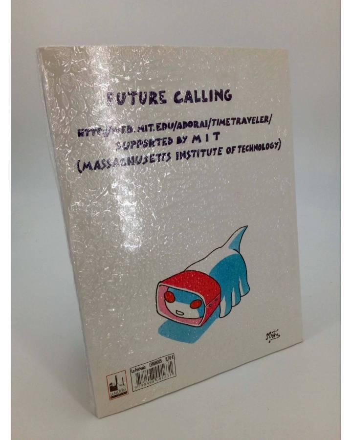 Cubierta de NEURO HABITAT. CRÓNICAS DE AISLACIONISMO (Miguel Ángel Martin Mrtn) La Factoría de Ideas 2005