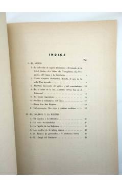 Muestra 1 de TEMAS ESPAÑOLES 328. MUSEO Y COLEGIO DEL PATRIARCA (Santiago Robres) Publicaciones Españolas 1957