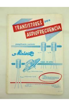 Muestra 1 de REVISTA ELECTROTECNIA POPULAR 66 (Vvaa) Maymó 1958