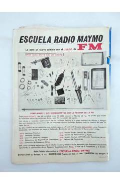 Muestra 1 de REVISTA ELECTROTECNIA POPULAR 74 (Vvaa) Maymó 1966