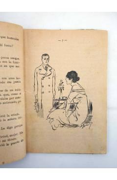 Muestra 1 de LA NOVELA DE HOY 349. CLARITA REYES (Juan Pujol / Ramírez) Atlántida 1929