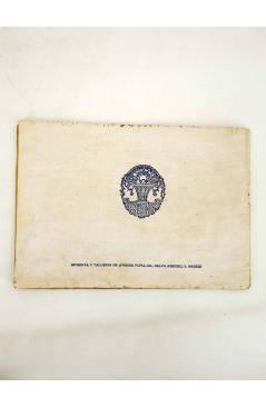 Muestra 1 de LOS ANIMALES 4 5 7 8 9 14. LOTE DE 7. GATO MONTÉS ÁGUILA TIGRE OSO CANGURO… (Vvaa) Prensa Popular 1919