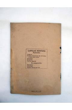 Muestra 1 de CARTILLAS MONTANA. GEOGRAFÍA (No Acreditado) Miguel A. Salvatella 1930