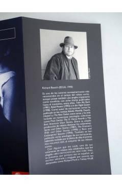 Muestra 1 de TROPISMOS. ALGUIEN QUE ME CUIDE (Richard Bausch) Témpora 2004