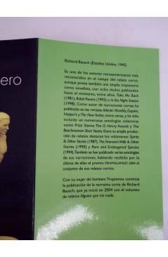 Muestra 1 de TROPISMOS. LA MUJER DEL BOMBERO (Richard Bausch) Témpora 2006