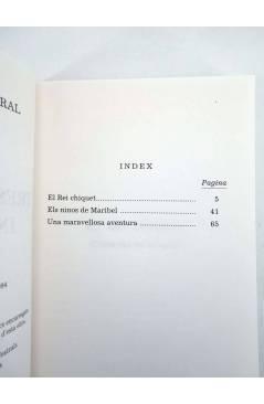 Muestra 1 de BIBLIOTECA TEATRAL 11. TRES COMEDIES INFANTILS (Josefina Lázaro Cerdà) Taula Valenciana d'Autors Teatrals 1