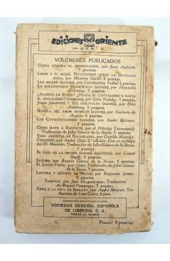 Muestra 1 de LOS SECRETOS DEL ESPIONAJE INGLES (Robert Boucard) Oriente 1930